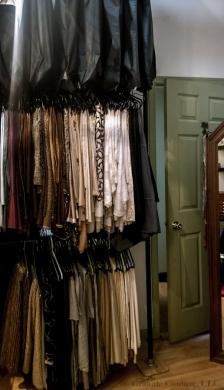 blog fabric rack